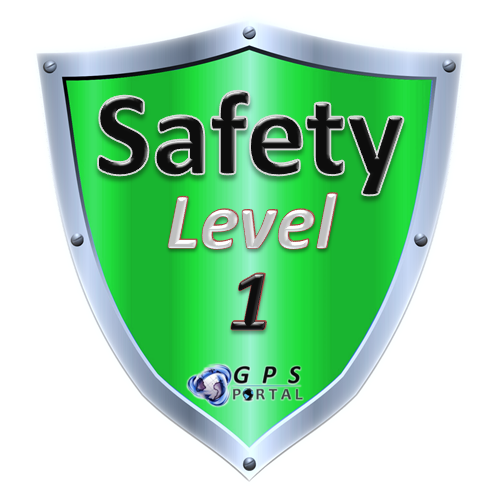 GPS Portal - Safety Level 1