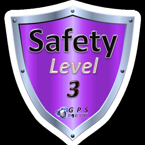 GPS Portal - Safety Level 3