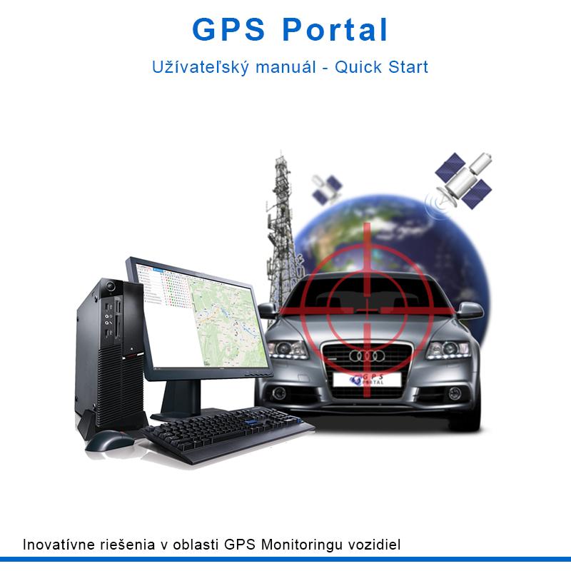 GPS Portal - Užívateľský manuál